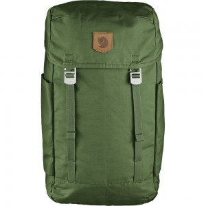 FJALLRAVEN Greenland Top - Sac à dos - Large vert Vert [ Promotion Black Friday Soldes ]