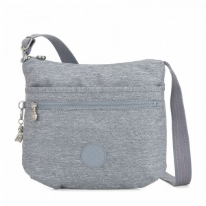 Kipling Medium crossbody Cool Denim