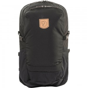 FJALLRAVEN High Coast Trail 26 - Sac à dos - noir Noir [ Promotion Black Friday Soldes ]