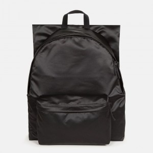 Eastpak Raf Simons Poster Padded Satin Ear Fuchsia [ Promotion Black Friday Soldes ]