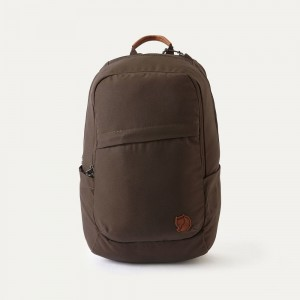 FJALLRAVEN Sac à dos RAVEN 20L poche ordinateur Kaki [ Promotion Black Friday Soldes ]