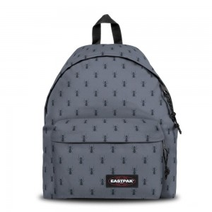 Eastpak Padded Pak'r® Bugged Grey [ Promotion Black Friday Soldes ]