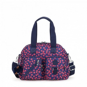 Kipling Medium shoulderbag (with removable shoulderstrap) Brltbudspk