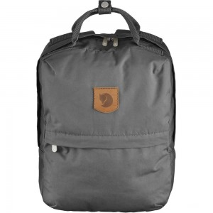 FJALLRAVEN Greenland Zip - Sac à dos - gris Gris [ Promotion Black Friday Soldes ]