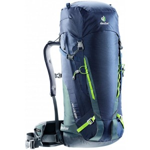 Deuter Sac à Dos d'Alpinisme - Mixte - Guide 42+ EL Navy [ Promotion Black Friday Soldes ]