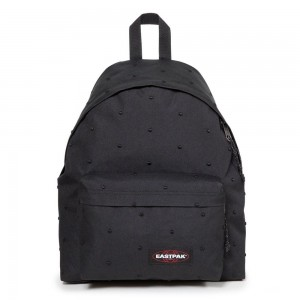 Eastpak Padded Pak'r® Garnished Black [ Promotion Black Friday Soldes ]