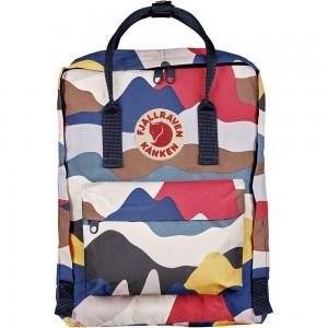 FJALLRAVEN Kånken Art - Sac à dos - Multicolore Multicolore [ Promotion Black Friday Soldes ]
