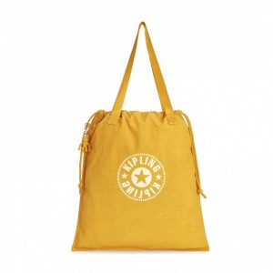 Kipling Sac Cabas Léger Lively Yellow
