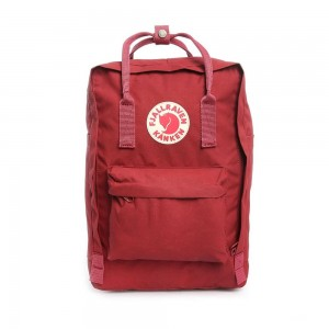 "FJALLRAVEN Kånken Laptop 15"" - Sac à dos - rouge Rouge [ Promotion Black Friday Soldes ]"