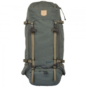 FJALLRAVEN Kajka 85 - Sac à dos - olive Olive [ Promotion Black Friday Soldes ]