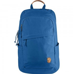 FJALLRAVEN Sac à dos RAVEN 20L Bleu [ Promotion Black Friday Soldes ]