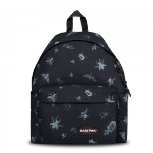 Eastpak Padded Pak'r® Bugged Black [ Promotion Black Friday Soldes ]