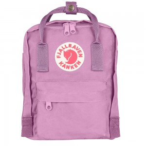 FJALLRAVEN Kånken Mini - Sac à dos - violet Violet [ Promotion Black Friday Soldes ]