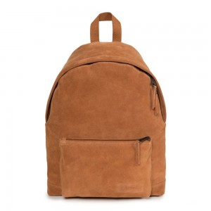 Eastpak Padded Sleek'r Suede Rust [ Promotion Black Friday Soldes ]