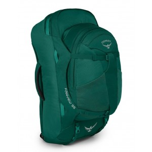 Osprey Sac de voyage - Femme - Fairview 55 Misty green [ Promotion Black Friday Soldes ]
