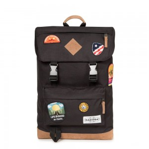 Eastpak Rowlo Into Patch Black [ Promotion Black Friday Soldes ]