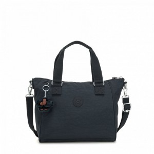 Kipling Sac à Main Medium Avec Bretelle Amovible True Navy