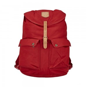FJALLRAVEN Greenland - Sac à dos - Large rouge Rouge [ Promotion Black Friday Soldes ]