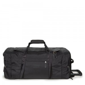 Eastpak Leatherface L Constructed Black [ Promotion Black Friday Soldes ]