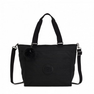Kipling Large tote True Dazz Black