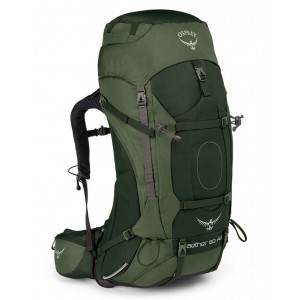 Osprey Sac à dos de trekking - Aether AG 60 Adirondack Green - Marque [ Promotion Black Friday Soldes ]