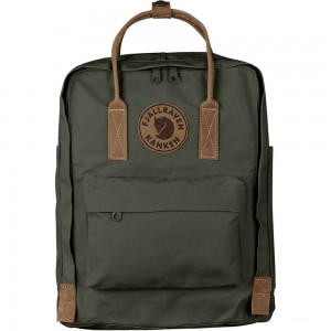 FJALLRAVEN Kånken No.2 - Sac à dos - olive Olive [ Promotion Black Friday Soldes ]