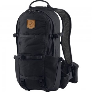 FJALLRAVEN Lappland Hike 15 - Sac à dos - noir Noir [ Promotion Black Friday Soldes ]