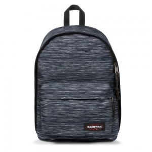 Eastpak Out Of Office Knit Grey | Pas Cher Jusqu'à 10% - 70%