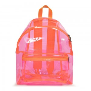 Eastpak Padded Pak'r® Fluo Pink Film [ Promotion Black Friday Soldes ]
