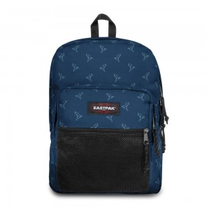 Eastpak Pinnacle Minigami Blue Birds [ Promotion Black Friday Soldes ]