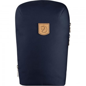 FJALLRAVEN Kiruna - Sac à dos - bleu Bleu [ Promotion Black Friday Soldes ]