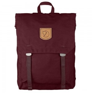 FJALLRAVEN Foldsack No.1 - Sac à dos - rouge Rouge [ Promotion Black Friday Soldes ]