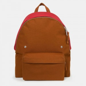 Eastpak Raf Simons Padded Pak'r® Rust Canvas [ Promotion Black Friday Soldes ]