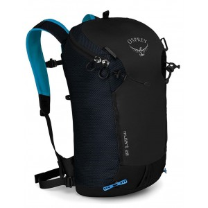Osprey Sac d'alpinisme - Homme - Mutant 22 Black Ice [ Promotion Black Friday Soldes ]