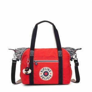 Kipling Sac à Main Active Red Bl