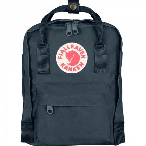 FJALLRAVEN Kånken Mini - Sac à dos - gris Gris [ Promotion Black Friday Soldes ]