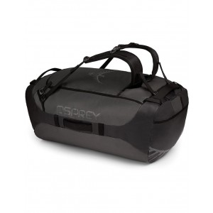 Osprey Duffel bag - Transporter 130 Black - Marque [ Promotion Black Friday Soldes ]