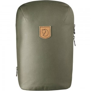 FJALLRAVEN Kiruna - Sac à dos - Small olive Olive [ Promotion Black Friday Soldes ]