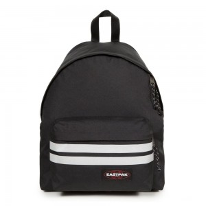 Eastpak Padded Pak'r® Reflective Black [ Promotion Black Friday Soldes ]