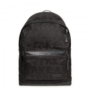 Eastpak Padded Select Black Jaquard [ Promotion Black Friday Soldes ]