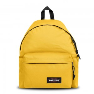 Eastpak Padded Pak'r® Canoe Yellow [ Promotion Black Friday Soldes ]