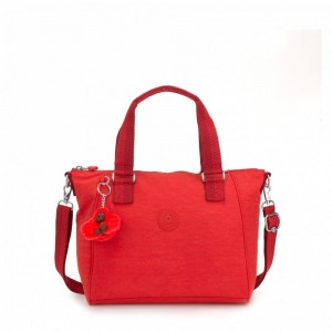 Kipling Sac à Main Medium Avec Bretelle Amovible Active Red