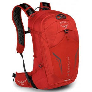 Osprey Sac à dos Vélo Mixte - Syncro 20 Firebelly Red