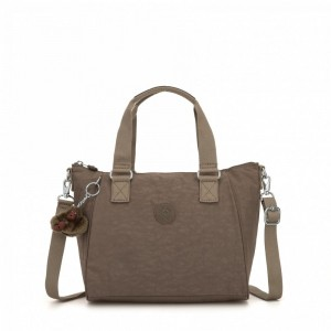 Kipling Sac à Main Medium Avec Bretelle Amovible True Beige