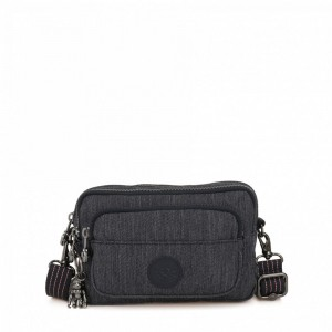 Kipling Small crossbody Active Denim