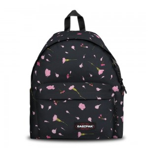 Eastpak Padded Pak'r® Carnation Black [ Promotion Black Friday Soldes ]