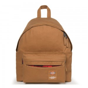 Eastpak Padded Pak'r® Dickies Brown Duck [ Promotion Black Friday Soldes ]