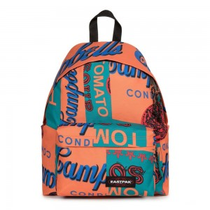 Eastpak Padded Pak'r® Andy Warhol Carrot [ Promotion Black Friday Soldes ]