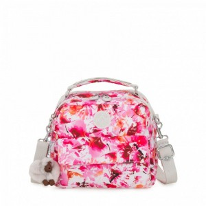 Kipling Small handbag (convertible to backpack) Floral Poetry