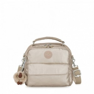 Kipling Small handbag (convertible to backpack) Glmngldmtc